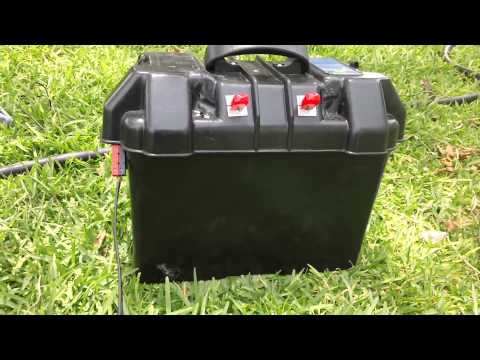 homemade generator. in this video tutorial we are going to show you how can make your very own homemade portable solar generator type of is easy