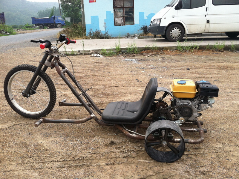 Homemade motorcycle trike axle review about motors for Colorado motorized bicycle laws