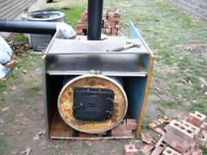 House heat exchanger diy