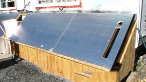 Diy Video How To Build A Homemade Solar Heat Pump System To