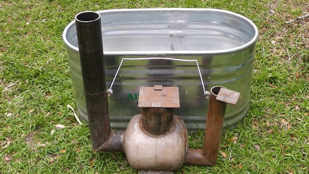 DIY Video : How Generate Unlimited Hot water without ...